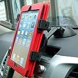 Adjustable Multi-Surface Dashboard / Desk Suction Tablet Mount for Carphone Warehouse Avoca 7