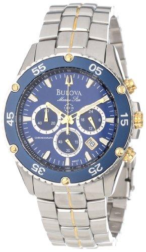Bulova Men's 98H37 Marine Star Chronograph Watch