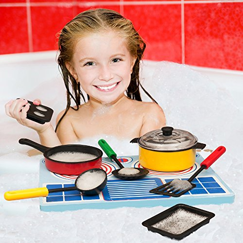 BathBlocks Floating Cook Set Gift Box