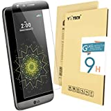 LG G5 Tempered Glass Screen Protector,Yootech LG G5 [3D Full Cover] Curved tempered Glass Screen Protector,0.26mm 9H Hardness Featuring Anti-Scratch,Lifetime Warranty