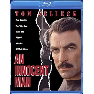 An Innocent Man Blu-ray