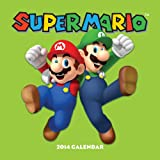 Super Mario Brothers 2014 Wall Calendar (Wall Calendars)