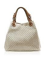 Infinitif Handbag Handbag Lila Beige (Beige)