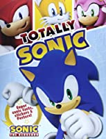 Totally Sonic: Super Sonic facts, stickers and posters! (Sonic the Hedgehog)