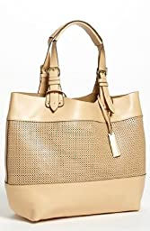 Vince Camuto Perf Tote (Sand)