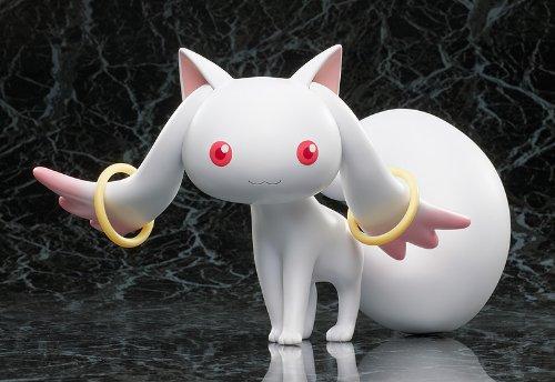 魔法少女まどか☆マギカ キュゥべえ (ノンスケール 塗装済みソフビフィギュア)