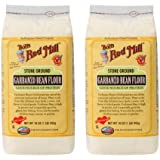 Garbanzo Bean Flour, Gluten Free, Bob's Red Mill - 2 / 16 Oz. Bags