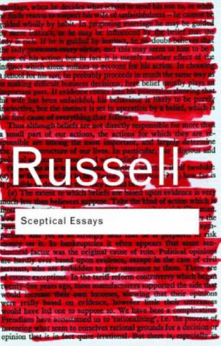 Sceptical Essays (Routledge Classics)