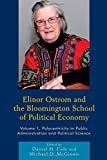 img - for Elinor Ostrom and the Bloomington School of Political Economy: Polycentricity in Public Administration and Political Science (Volume 1) book / textbook / text book