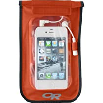 Outdoor Research Sensor Dry Tablet Pocket, Ember