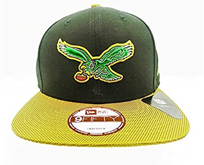 Philadelphia Eagles NFL Gold/Black 9FIFTY Snapback Cap