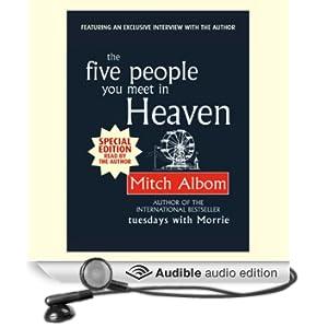 The Five People You Meet in Heaven (Unabridged)