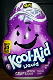 Kool-Aid Liquid Drink Mix - GRAPE 1.62oz (Pack of 4)