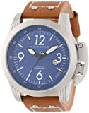ANDROID Men's AD614BBU Skyguardian Analog Japanese-Automatic Brown Watch