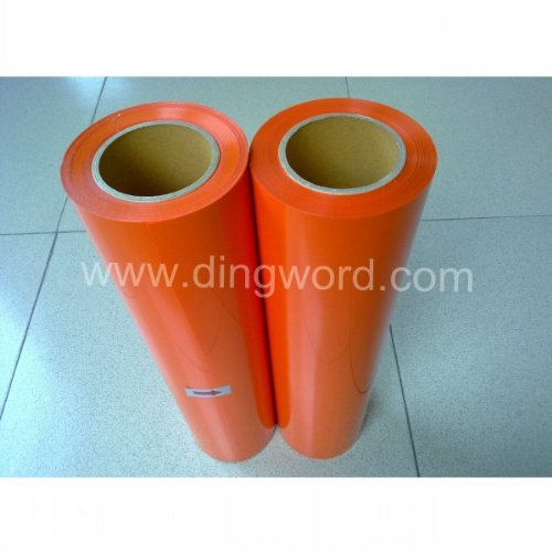 "20""X 1 Yard(Cdp11) Orange, T-Shirt Heat Transfer Vinyl / Film,Iron On Heat Transfer, Craft Garment, Cutting Plotter Heat Press - High Quality, Made In South Korea"