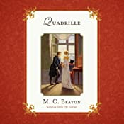 Quadrille: The Love and Temptation Series, Book 5 | M. C. Beaton