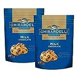 Ghirardelli Milk Chocolate Baking Chips (33 Oz., 2 Pk.) - SCS