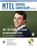 img - for Massachusetts MTEL General Curriculum (Field 03) w/CD-ROM (MTEL Teacher Certification Test Prep) book / textbook / text book