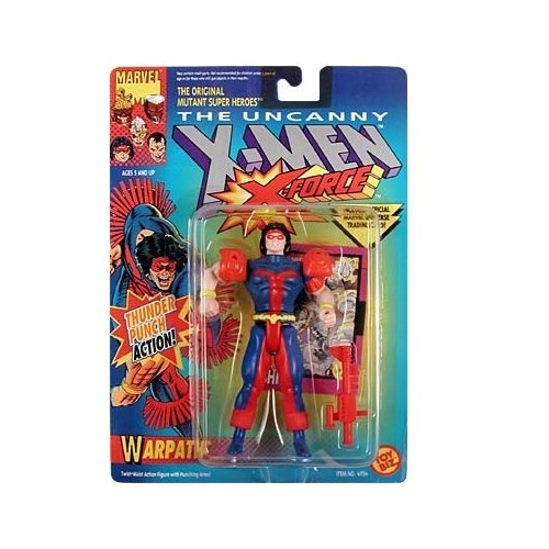 X-Men: X-Force Warpath Action Figure