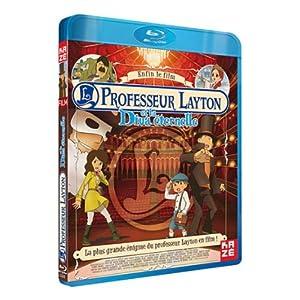 Professeur Layton et la Diva éternelle [Blu-ray]