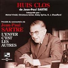 Huis clos Performance Auteur(s) : Jean-Paul Sartre Narrateur(s) : Michel Vitold, Christiane Lénier, Gaby Sylvia, René-Jacques Chauffard