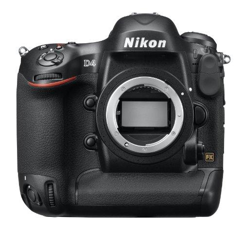 Nikon デジタル一眼レフカメラ D4