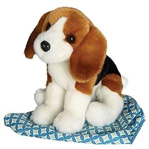 """Amazon.com: Balthezar Beagle 12"""" by Douglas Cuddle Toys: Toys & Games"""