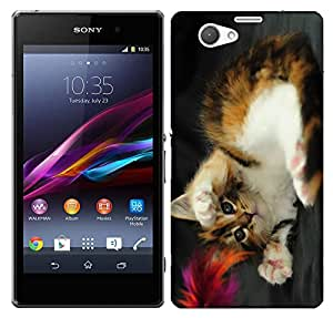 WOW Printed Designer Mobile Case Back Cover For Sony Xperia Z1