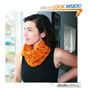 Crochet Pattern teens and adult girls cowl / scarf
