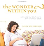 The Wonder Within You: Celebrating Your Babys Journey from Conception to Birth