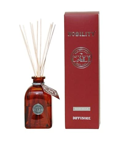 Cali Cosmetics 8.5-Oz. Marchessa Diffuser, Red