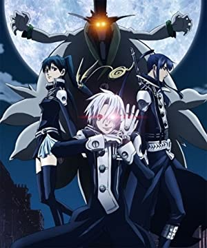 D.Gray-man DVD