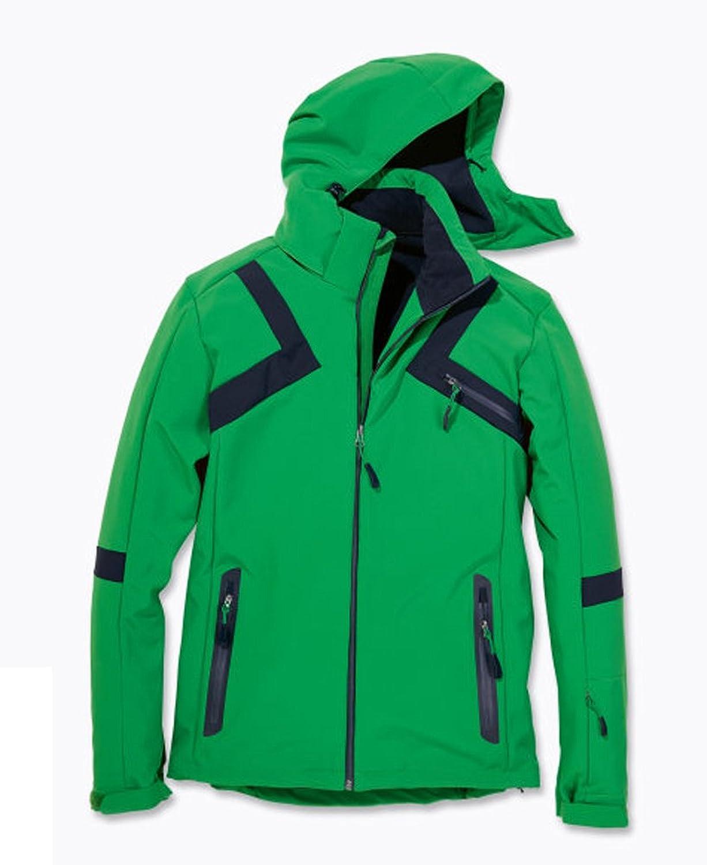 Herren Softshell Skijacke L 52/54 Snowboartjacke Jacke grün günstig kaufen