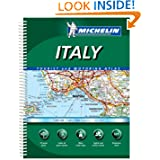 Michelin Italy Tourist and Motoring Atlas (Michelin Italy Tourist & Motoring Atlas)