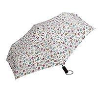 kiu(キウ) 折りたたみ傘 自動開閉 SCS umbrella グラフィティフラワー K02-010