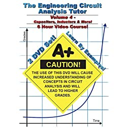 Engineering Circuit Analysis Tutor - Volume 4