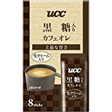 Amazon.co.jpUCC 黒糖入りカフェオレ 8P 96g×4個