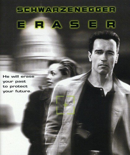 Blu-ray : Eraser (Widescreen)