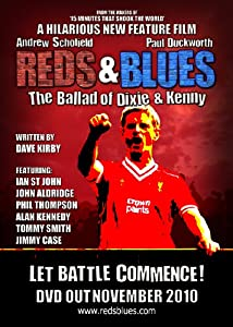 Reds Blues The Ballad Of Dixie Kenny Red Edition from Miracle Productions UK