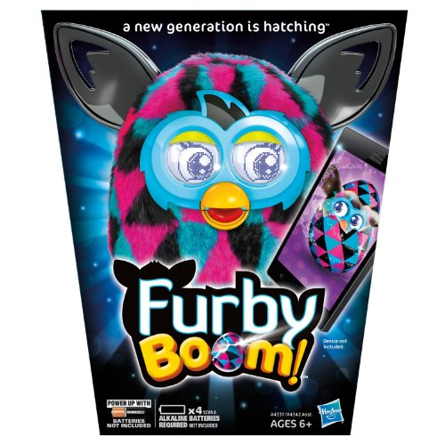 Furby Boom Sunny Toy (Assortment)