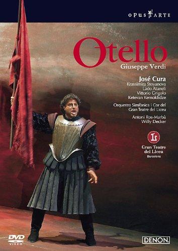 ヴェルディ:歌劇《オテロ》リセウ大歌劇場2006 [DVD]