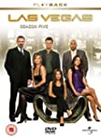 Las Vegas - Season 5 [5 DVDs] [UK Imp...