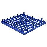 Set of 6 Plastic Pheasant Egg Trays for Cabinet Incubator