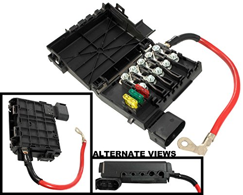 2003 Vw New Beetle Battery Fuse Box