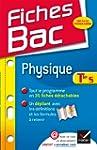 Fiches Bac Physique Tle S: Fiches de...