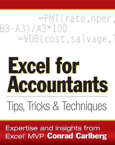 Excel for Accountants: Tips, Tricks & Techniques