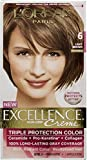 L'Oreal Paris Excellence Creme Triple Protection Color 6 Light Brown/Natural