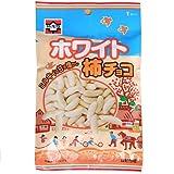 元祖柿の種 ホワイト柿チョコ 80g