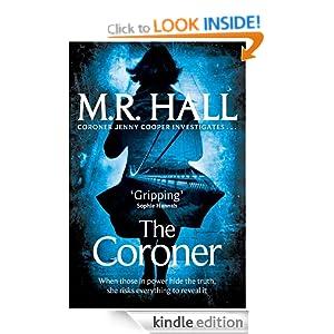 Coroner (Jenny Cooper 1) M. R. Hall