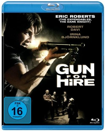 Gun For Hire [Blu-ray]